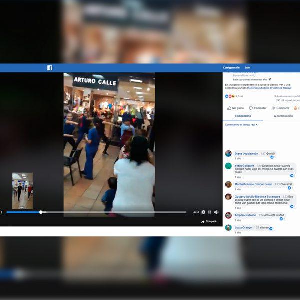 1-Multicentro-Flashmob